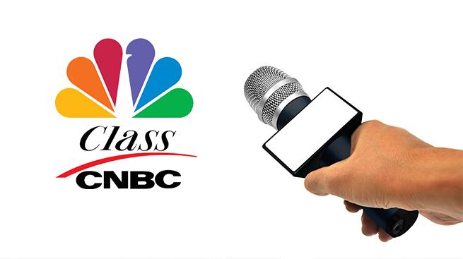 SILEONI AI MICROFONI DI CLASS CNBC