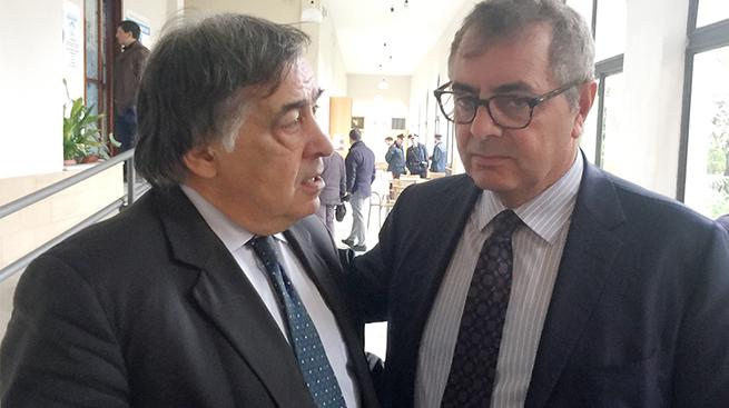 IL LEADER FABI INCONTRA A PALERMO LEOLUCA ORLANDO