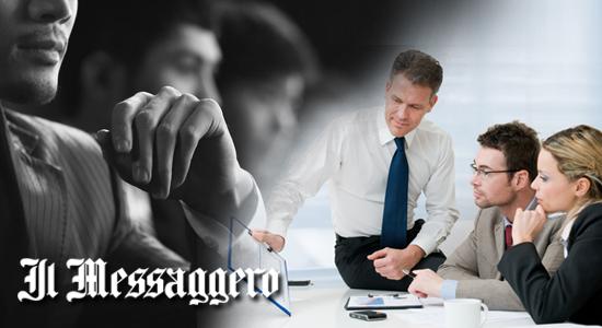 La crisi costringe le aziende a una cura dimagrante - L'estate calda nelle banche tra tagli di filiali e fuoriuscite - Oltre 8 mila sedi in meno, in esubero 19.500 dipendenti (da IL MESSAGGERO, martedì 31 luglio 2012)
