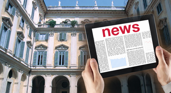VERTICE ABI / SINDACATI - IL TG2 INTERVISTA LANDO MARIA SILEONI