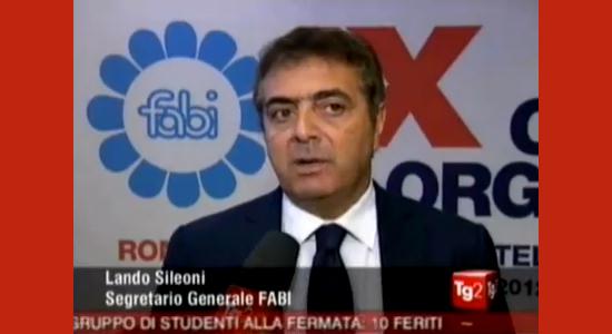 Sileoni, troppa distanza tra compensi manager e lavoratori (da ASCA, giovedì 13 Dicembre 2012 - ore 18:41)