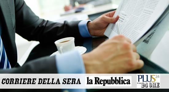 BPM, ASSEMBLEA DEI SOCI - POSIZIONE FABI RIPRESA DA REPUBBLICA, CORRIERE, PLUS 24