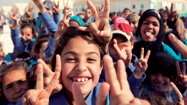 La tragedia siriana negli occhi dei bambini (da espresso.repubblica.it, venerdì 21 marzo 2014)