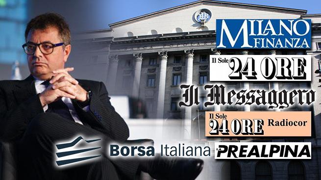"""BPM, SILEONI: """"CHIAREZZA SU PRESENTE E FUTURO DELLA BANCA""""."""