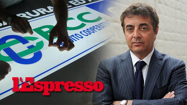"""RIFORMA BCC, SILEONI A L'ESPRESSO: """"SI RISCHIANO SOLUZIONI DI COMPROMESSO"""""""
