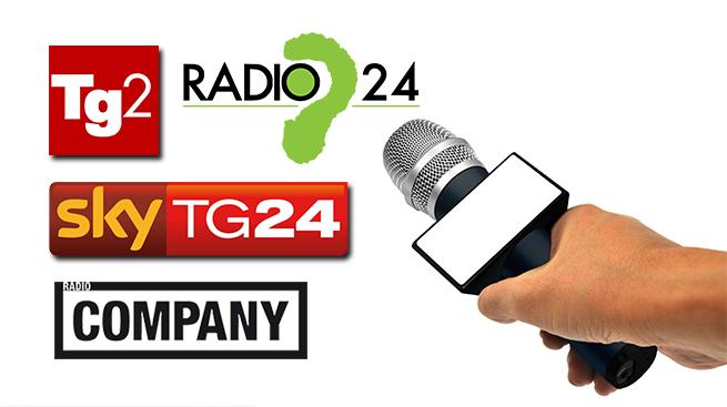 SKY TG24, RAI TG2, RADIO24: ALLARME BANCARI