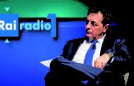 SILEONI AL GIORNALE RADIO DI RAI 1 SU PRESSIONI COMMERCIALI