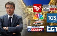 LE DICHIARAZIONI DI SILEONI SU MPS RIPRESE DALLE TV