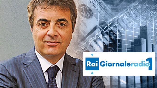 SILEONI SU RAI RADIO 1 COMMENTA LA RELAZIONE DEL GOVERNATORE VISCO