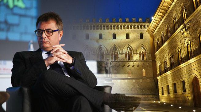 MPS, LO SFOTTÒ DI SILEONI A ROSSI