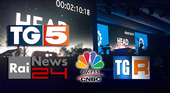 LE TV AL XXI CONGRESSO NAZIONALE FABI