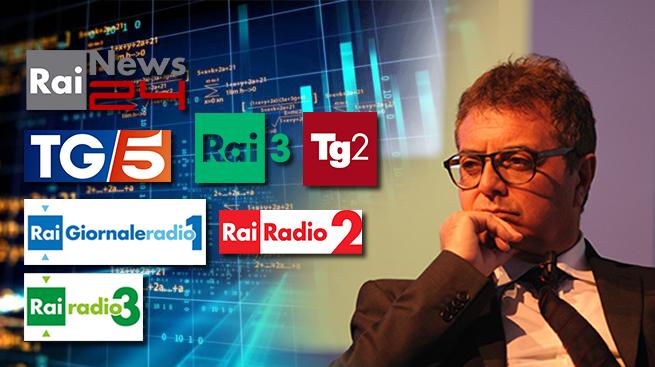 RISPARMI DELLE FAMIGLIE, L'ANALISI FABI SU RADIO E TV