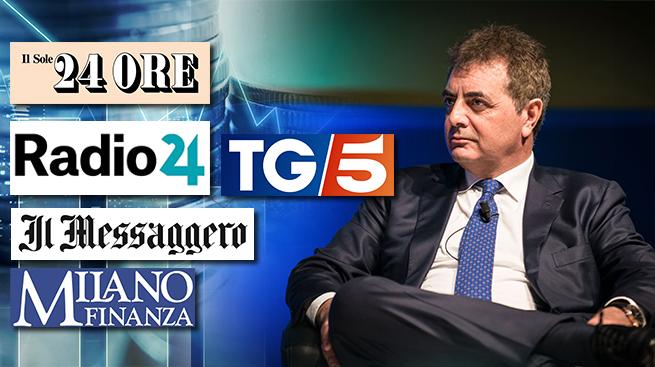 CONTRATTO NAZIONALE, SILEONI INTERVISTATO DA STAMPA E TV