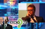 SILEONI IN DIRETTA A RADIO24 SUL FONDO INTERBANCARIO