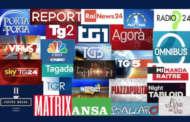 IL SEGRETARIO GENERALE DELLA FABI LANDO MARIA SILEONI IN TV - dal 2013 a marzo 2019