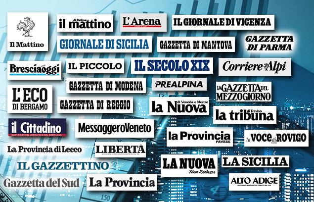 """L'ALTOLÀ FABI A UNICREDIT, ECCO TUTTI LE USCITE SUL """"TERRITORIO"""""""