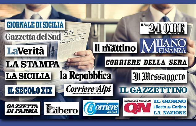«UNICREDIT RESTI A BARICENTRO ITALIANO» - LE DICHIARAZIONI DI SILEONI SU TUTTA LA STAMPA