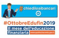 #CHIEDILOAIBANCARI, AL VIA LA CAMPAGNA FABI PER L'EDUCAZIONE FINANZIARIA