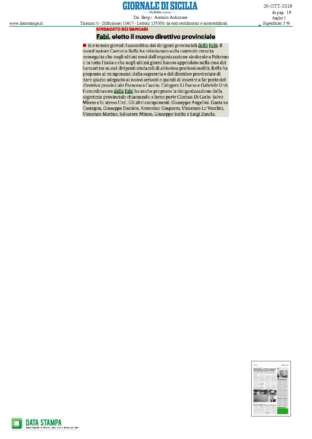 IL.GIORNALE.SICILIA_26102019