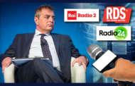 RADIO24, GR2 RAI E RDS: I SERVIZI SULLA FIRMA DEL NUOVO CONTRATTO