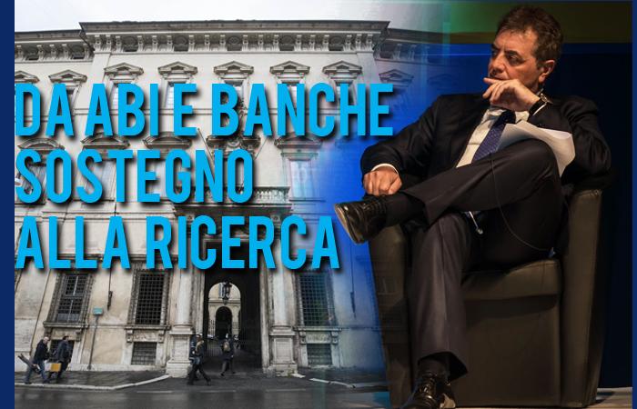 «ABI E BANCHE FINANZINO FONDO RICERCA SCIENTIFICA»