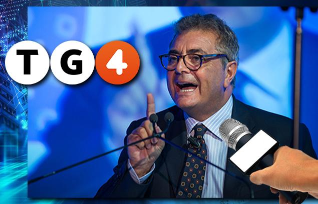 IL SEGRETARIO GENERALE FABI AL TG4: «AUTOCERTIFICAZIONE PER I PRESTITI OLTRE 25.000 EURO»