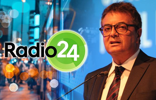 SILEONI SPIEGA IN DIRETTA SU RADIO24 COME ACCEDERE AI PRESTITI FINO A 25.000 EURO