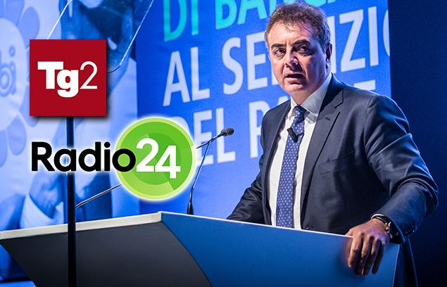 DL LIQUIDITÀ, TG2 E RADIO24 RILANCIANO L'ATTACCO DELLA FABI SUGLI ISTITUTI NON PRONTI