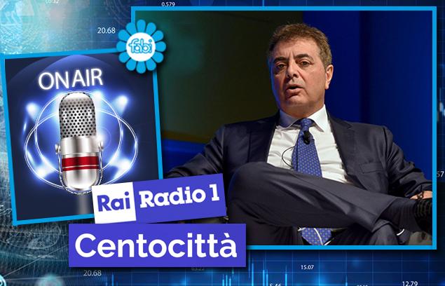SILEONI SU RADIO RAI 1: «I DIRETTORI DI FILIALE NON HANNO COLPE SUI RITARDI»