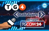 SILEONI AL TG4, STUDIO APERTO E TGCOM 24: «DIRETTORI DI AGENZIA ESPOSTI A RISCHI PENALI»