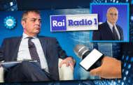 SILEONI IN DIRETTA SU RADIO RAI 1: «D'ACCORDO CON VISCO SU LENTEZZE PRESTITI»
