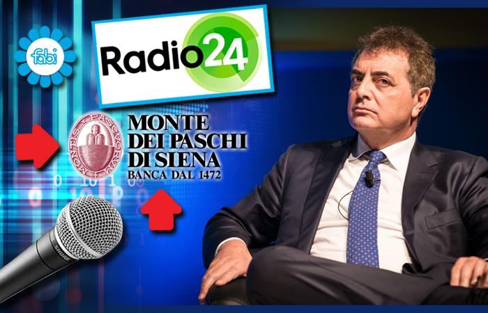 LA FABI SU RADIO24: «LO STATO FUORI DA MPS NEL 2022»