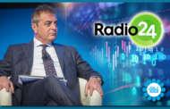 INTESA-UBI, LA SODDISFAZIONE DI SILEONI AL GR DI RADIO24