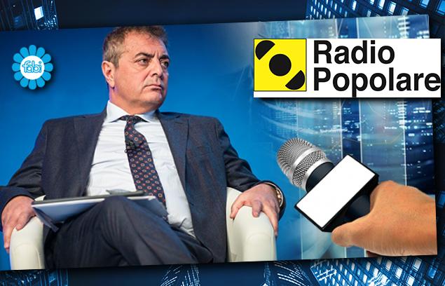 SILEONI A RADIO POPOLARE: «AL SUD SITUAZIONI DI DISAGIO SOCIALE BORDER LINE, GOVERNO INTERVENGA»