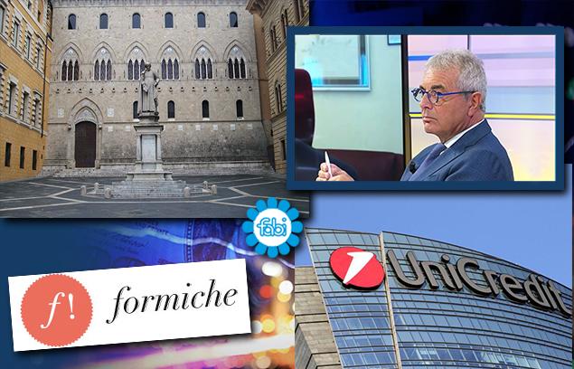 MPS-UNICREDIT, I SOCI ITALIANI VOGLIONO DI PIÙ DAL GOVERNO