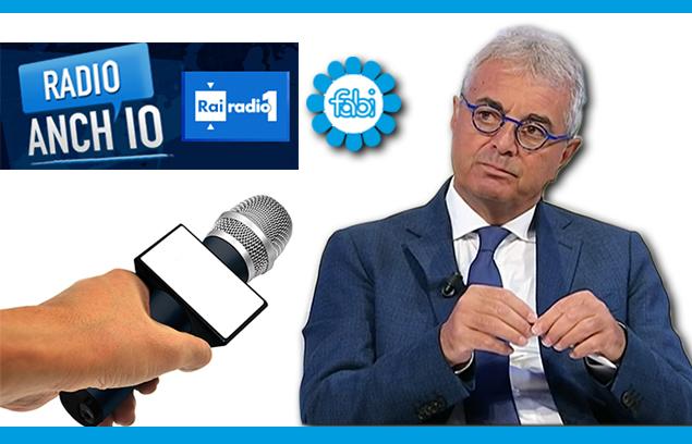 SILEONI IN DIRETTA A RADIO ANCH'IO: «DA PARTE DI EBA CINISMO E INDIFFERENZA PER ITALIA»