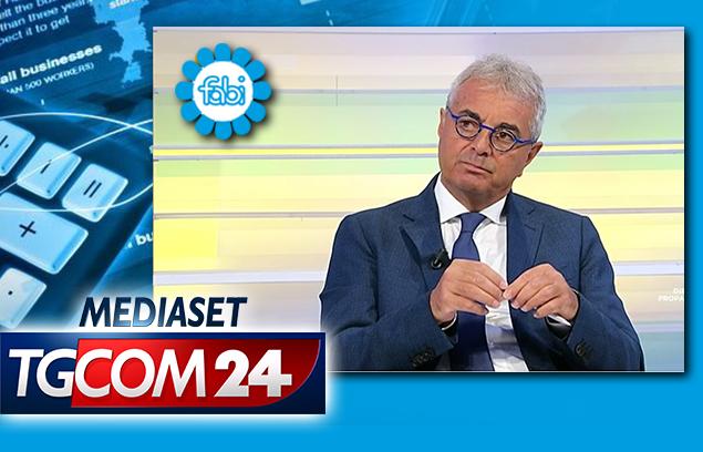 SILEONI IN DIRETTA A TGCOM24: «SE EBA NON CAMBIA LE REGOLE, EFFETTI DIROMPENTI PER L'ECONOMIA ITALIANA»